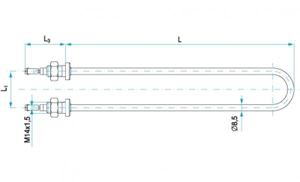 TYP 4786 - ohrev vody, ohrev vzduchu
