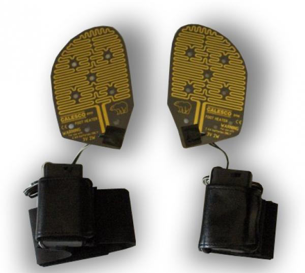 Vysokohorská obuv + náš Ohrievač nôh