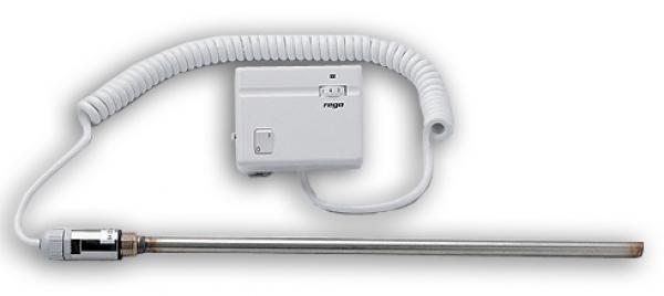 TYP 6248 - súčasť trubkových kúpeľňových radiátorov - sušiakov, ale i ako doplnkový zdroj tepla v teplovodných radiátoroch